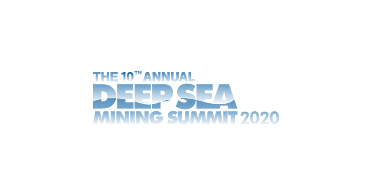 Deep Sea Mining Summit - Call for Abstracts