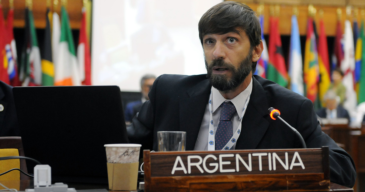 Argentina to Champion ISA Draft Marine Scientific Research Action Plan in Support of the UN Decade of Ocean Science